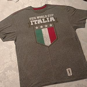 Other - FIFA World Cup Brazil T shirt for Italia Team
